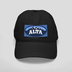 Alta Blue Black Cap