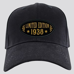 Limited Edition 1938 Black Cap