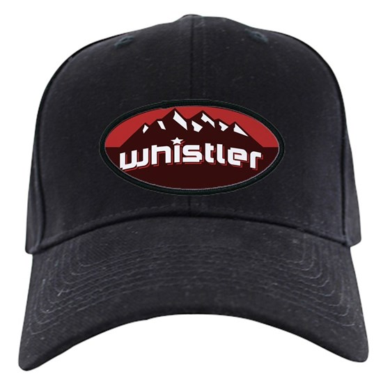 Whistler Hat Red