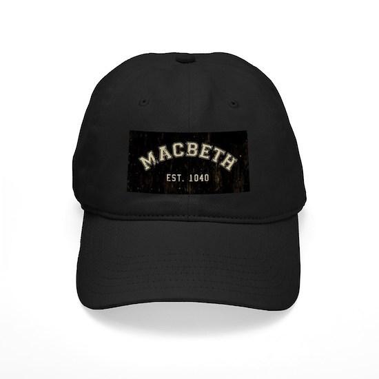 d0fe847b6 Retro Macbeth Baseball Hat