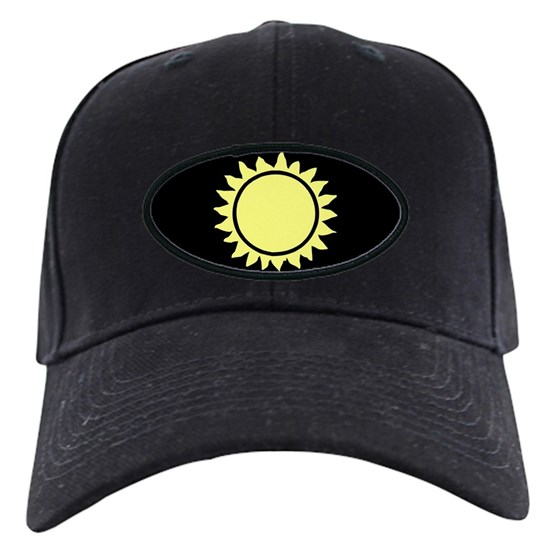 6420ffbc Imperial Sunburst Cap by The Traveller Store - CafePress