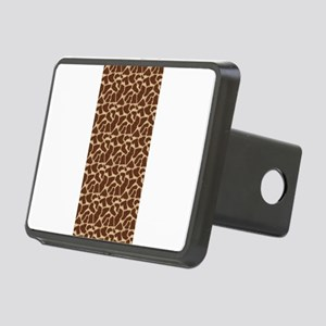 Animal Print GIRAFFE Rectangular Hitch Cover