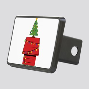 Holiday Dog House Hitch Cover