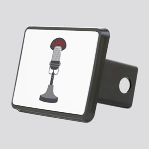 Radio Microphone Hitch Cover