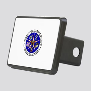 US FEDERAL AGENCY - CIA - Rectangular Hitch Cover