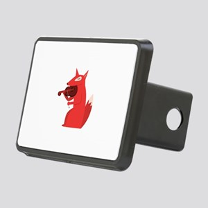 Music Fox Hitch Cover