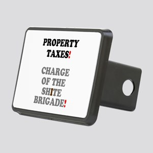 PROPERTY TAXES - CHARGE OF Rectangular Hitch Cover