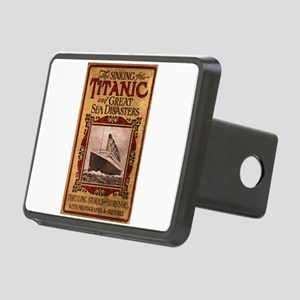 Sinking of the Titanic Rectangular Hitch Cover