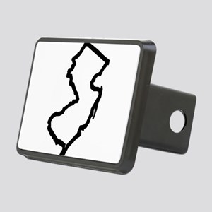 Jersey Outline Hitch Cover