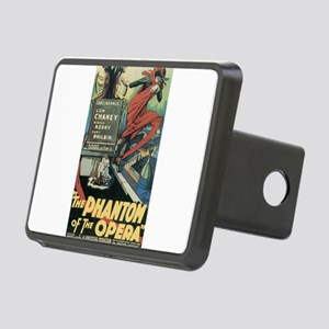 the phantom of the opera Rectangular Hitch Cover