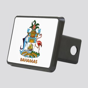 Coat of Arms BAHAMAS Rectangular Hitch Cover