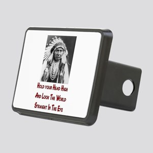 HOLD YOUR HIGH! Rectangular Hitch Cover