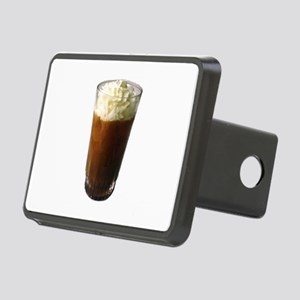 I Love Iced Coffee Whipped Rectangular Hitch Cover