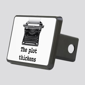 Plot thickens Rectangular Hitch Cover