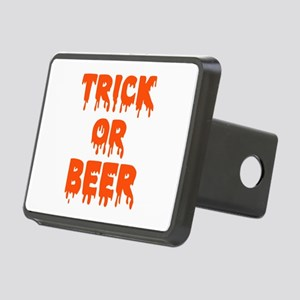 Trick or beer Rectangular Hitch Cover