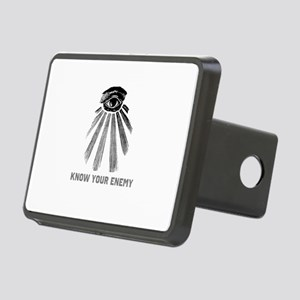 Know Your Enemy 1 Rectangular Hitch Cover
