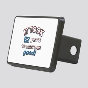 82 never looked so good Rectangular Hitch Cover