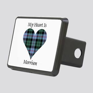 Heart-Morrison Rectangular Hitch Cover
