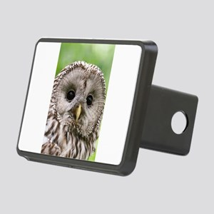 Owl See You Rectangular Hitch Cover