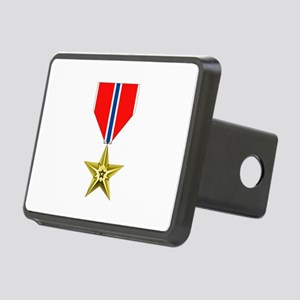 BRONZE STAR MEDAL Hitch Cover