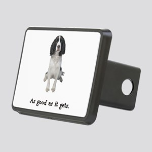 Good Springer Spaniel Rectangular Hitch Cover