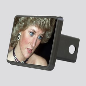 HRH Princess Diana Germany Rectangular Hitch Cover