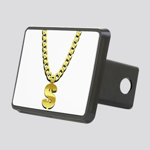 Gold Chain Hitch Cover
