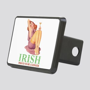 IRISH Proud to be a ginger copyx2 Rectangular