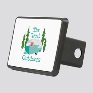 The Great Outdoors Hitch Cover