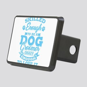 Dog Groomer Gift Print Pet Rectangular Hitch Cover