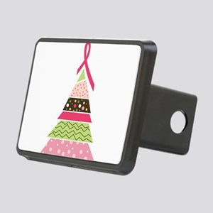 Christmas Cure Rectangular Hitch Cover