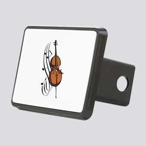 CELLO AND MUSIC Hitch Cover