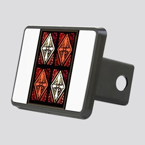 Stained Glass Hitch Cover