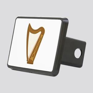 Celtic Harp Hitch Cover