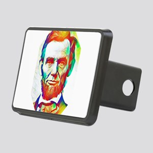 Abe Lincoln Rectangular Hitch Cover