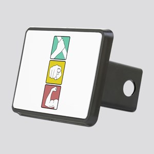 FESTIVUS™ illustrated Hitch Cover