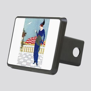VOGUE - A Day At The Beach Rectangular Hitch Cover