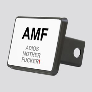 TEXTING SPEAK - - AMF ADIO Rectangular Hitch Cover