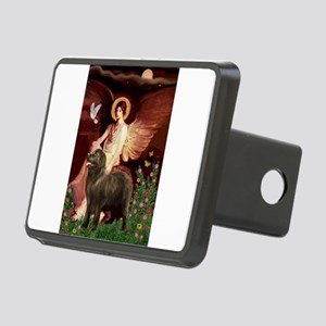 MP-ANGEL1-Newfie-Br... Rectangular Hitch Cover