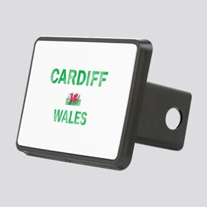 Cardiff Wales Designs Rectangular Hitch Cover