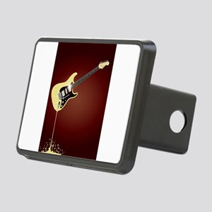 Fluid Guitar Rectangular Hitch Cover