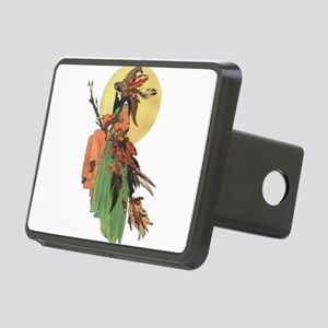 autumn witch Hitch Cover