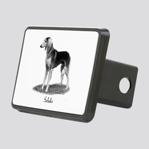 Saluki Rectangular Hitch Cover