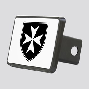 Knights Hospitaller Rectangular Hitch Cover