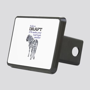 RIDE A DRAFT Hitch Cover