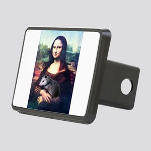 monalisa2acd Rectangular Hitch Cover