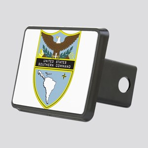 USSOUTHCOM emblem Rectangular Hitch Cover