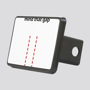 Mind That Gap Rectangular Hitch Cover
