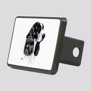 English Springer Spaniel Rectangular Hitch Cover