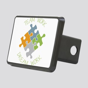 Dream Work Rectangular Hitch Cover